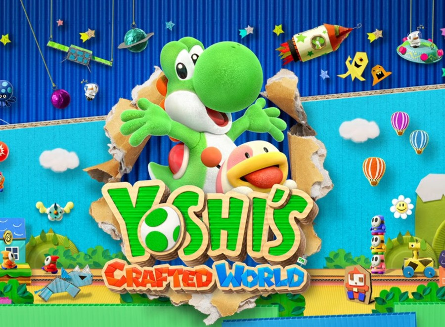 Yoshis Crafted World1