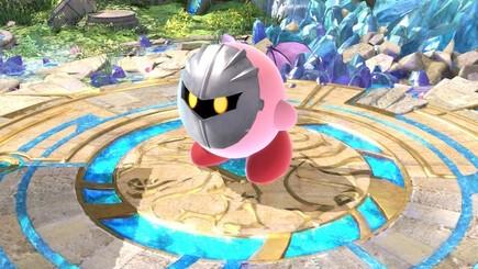 27. Meta Knight Kirby