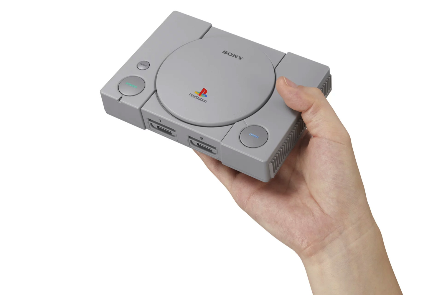 Sony unveils mini PlayStation Classic, and nostalgic gamers are ecstatic