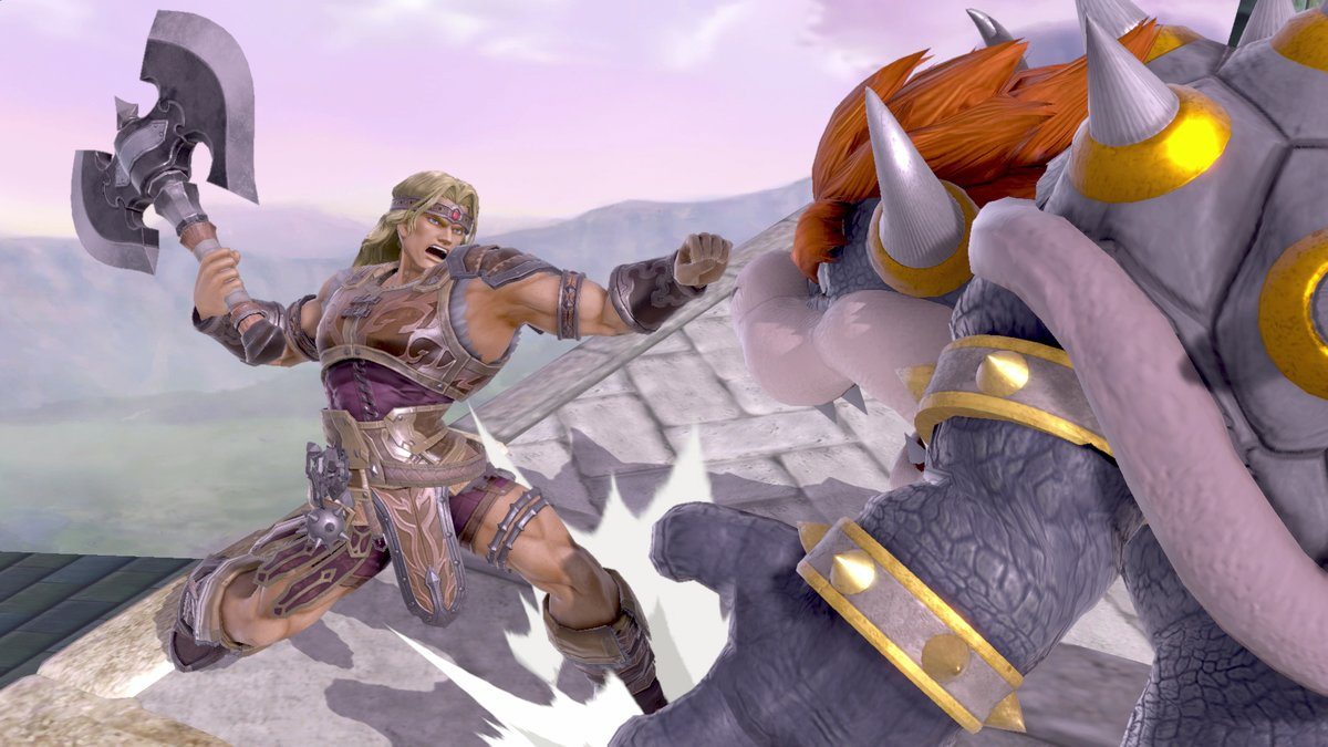 Super Smash Bros. Ultimate Simon Belmont & King K. Rool Reveal Trailer