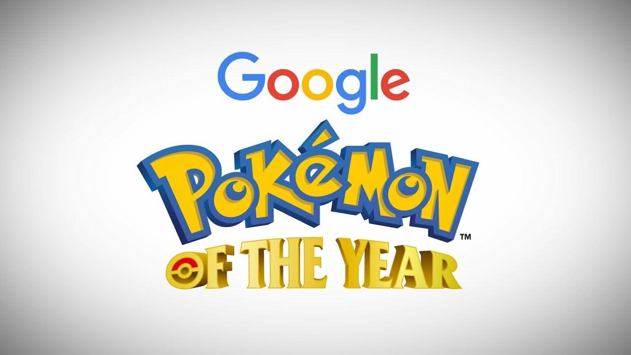 Se anuncia el ganador del voto del Pokémon del año de Google, y es bastante sorprendente 40