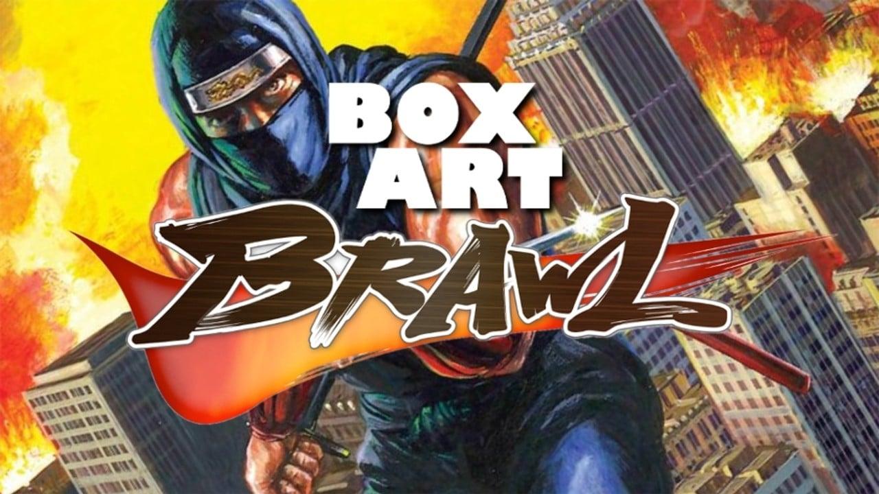 Poll Box Art Brawl 17 Ninja Gaiden Nintendo Life