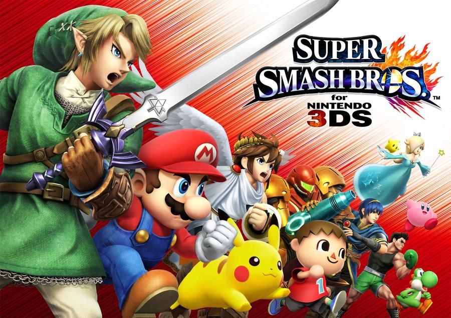 Smash 3 DSart
