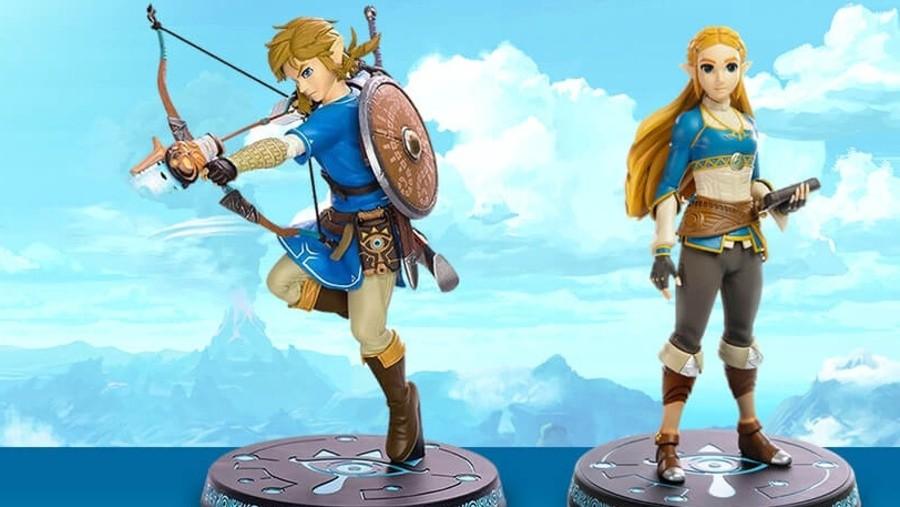 Zelda Figures Nintendo UK