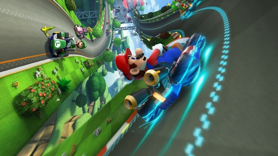 Mario Kart 8 Is Now Five Years Old