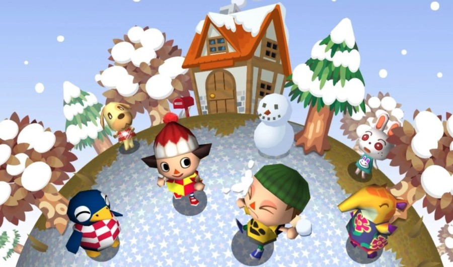 Animal Crossing - December (Any!)