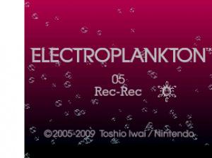 Electroplankton Rec-Rec