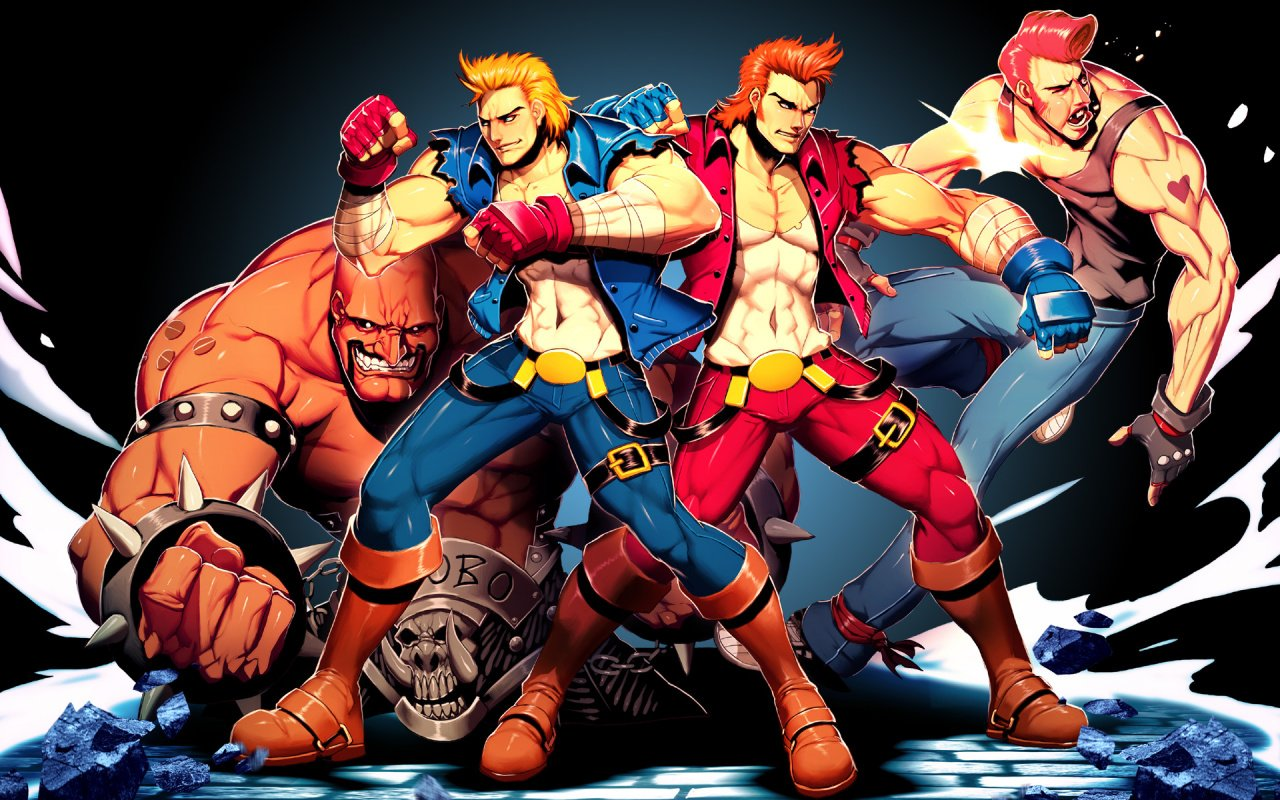 Review: Double Dragon Neon - An Energetic Reboot Which Has Aged Surprisingly Well