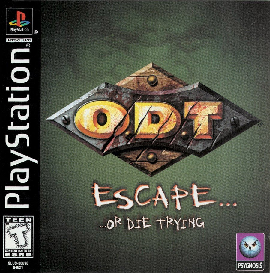 ODT Escape Or Die Trying