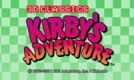 3D Classics: Kirby's Adventure (3DS eShop)