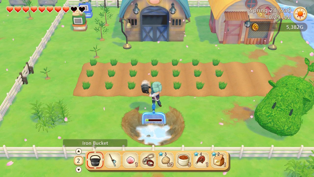 Story Of Seasons: Pioneers Of Olive Town Is Getting Patched, A Lot