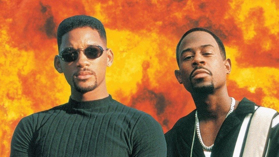 Will Smith and Martin Lawrence in the 1995 film Bad Boys