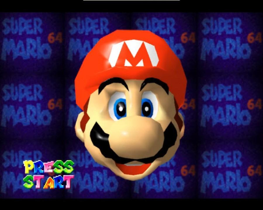 Super Mario 64 Screensaver 15