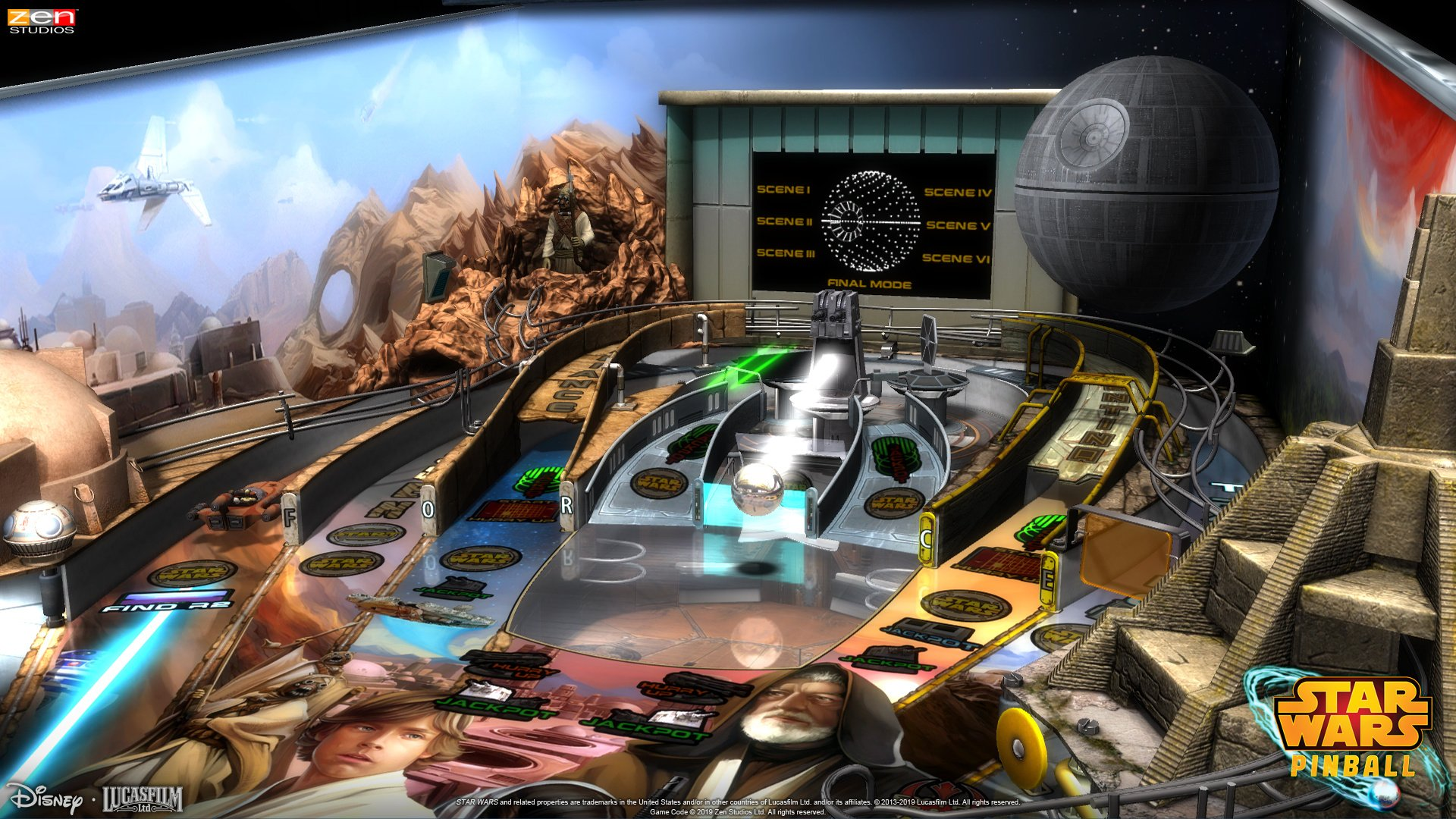 Star Wars Pinball Is Coming To Switch With Exclusive Features And A