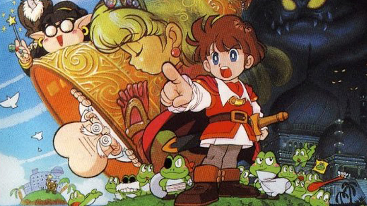 Video: 'The Frog For Whom The Bell Tolls', Link's Awakening's Hidden Predecessor