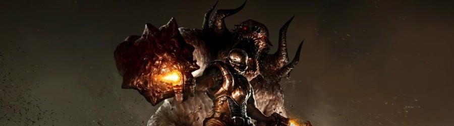 Doom 3 (Switch eShop)