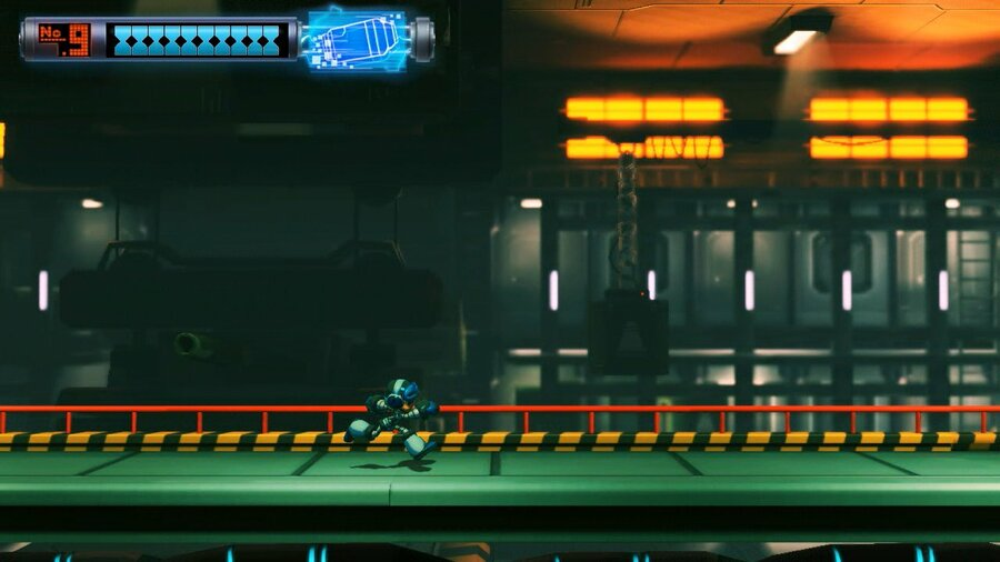 Mighty No9 Screennew