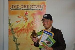 Yuji Naka: saving the kiwis