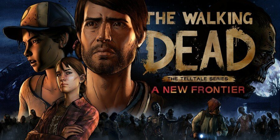 The Walking Dead A New Frontier (Switch)