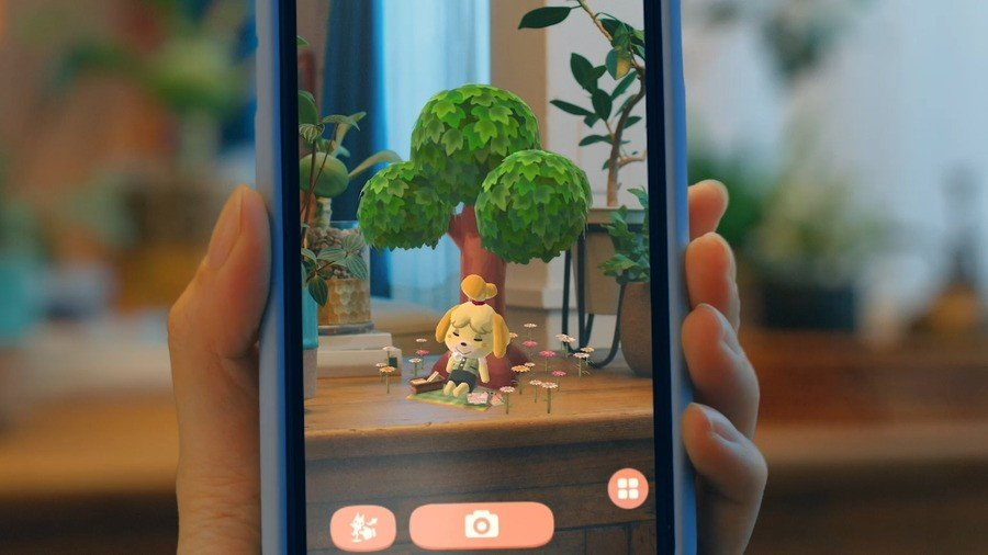 Animal Crossing: Pocket Camp AR