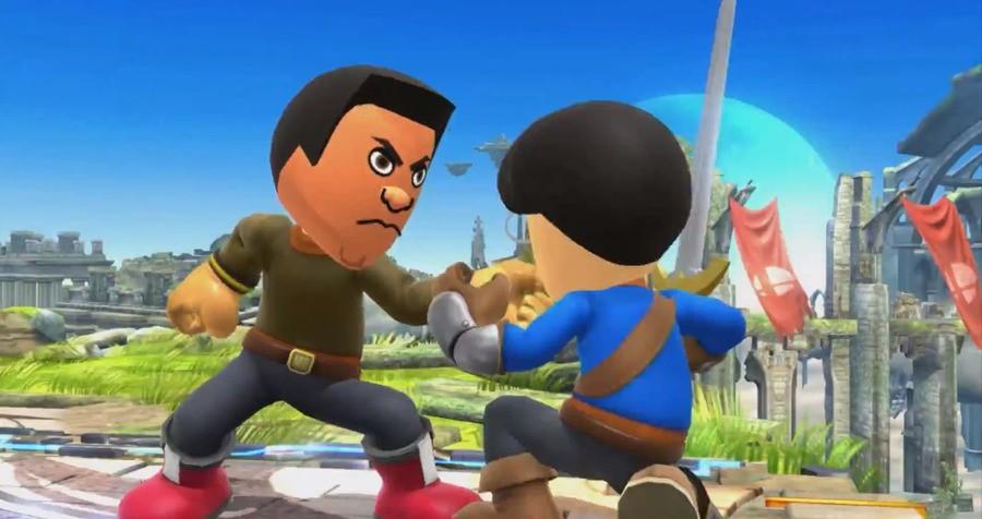 Reggie vs Iwata