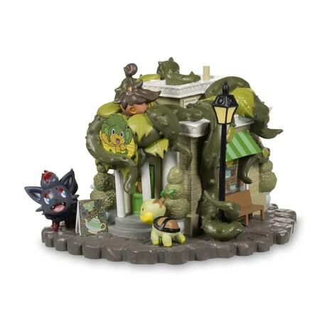 Village Pokémon hanté