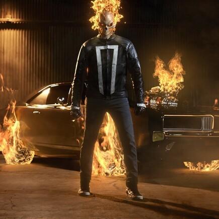 Ghost Rider (Agents of S.H.I.E.L.D., ABC)