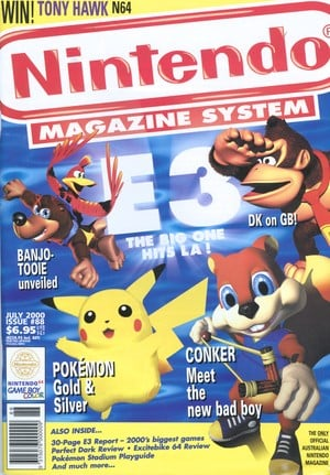Nintendo Magazine System lasted quite a while