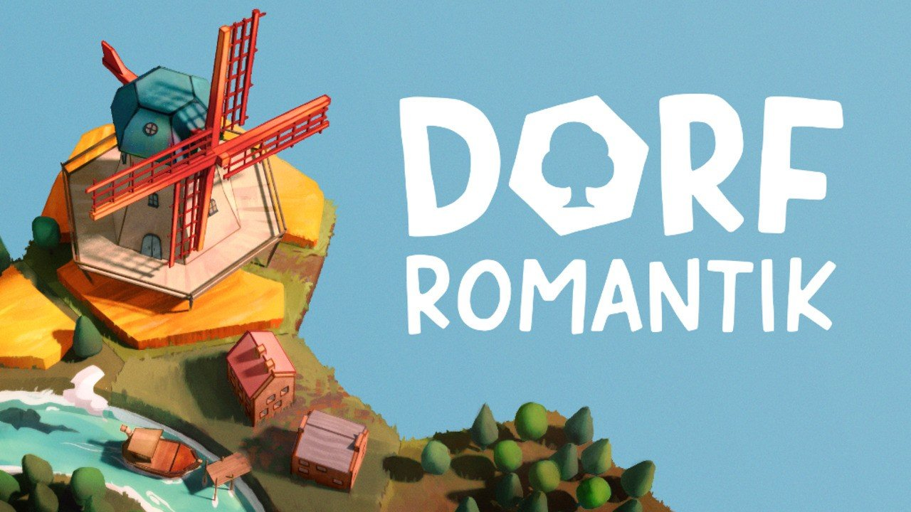 Dorfromantik is a 'peaceful building strategy' experience coming to Switch