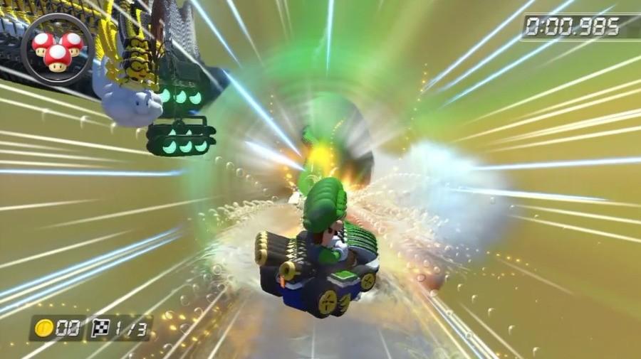 Luigi Void Track