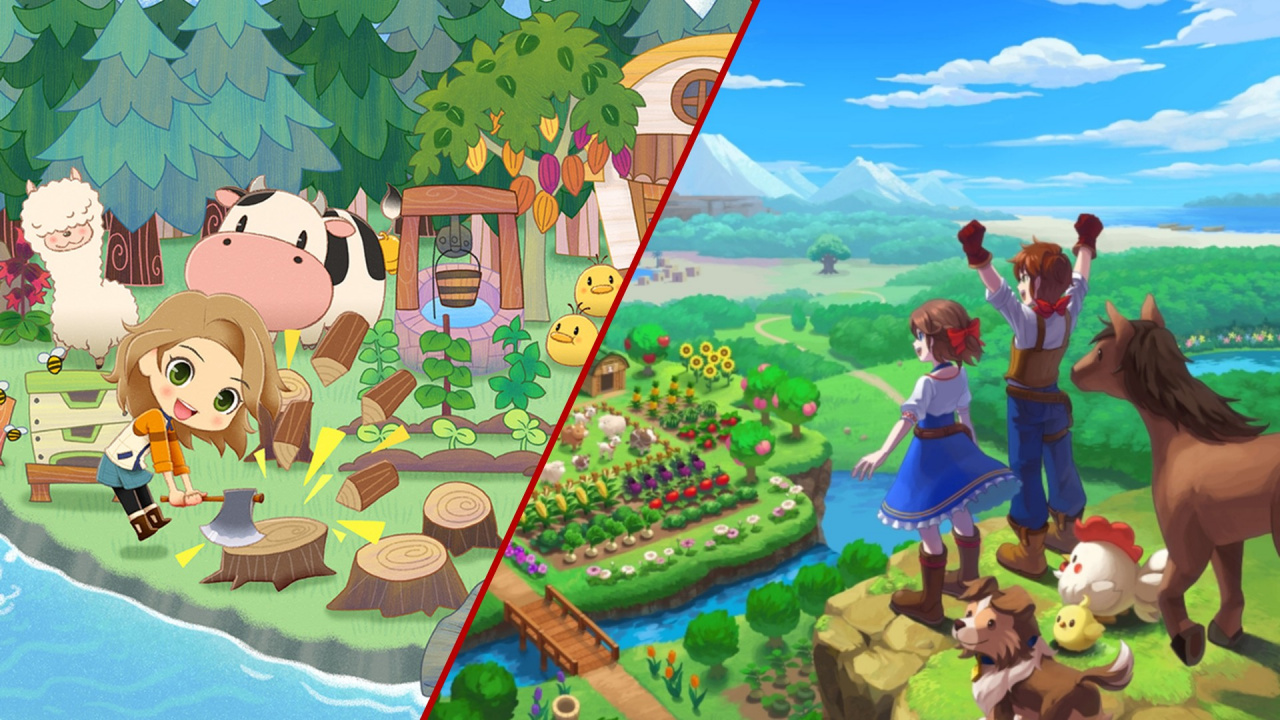 Feature: Should You Buy Harvest Moon: One World, Or Story Of Seasons: Pioneers Of Olive Town?