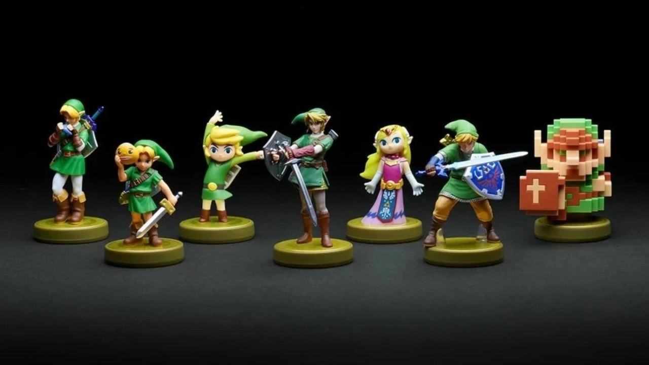 Hyrule Warriors Age Of Calamity Amiibo Functionality Detailed Nintendo Life