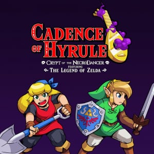 Cadence of Hyrule: Crypt of the NecroDancer Featuring The