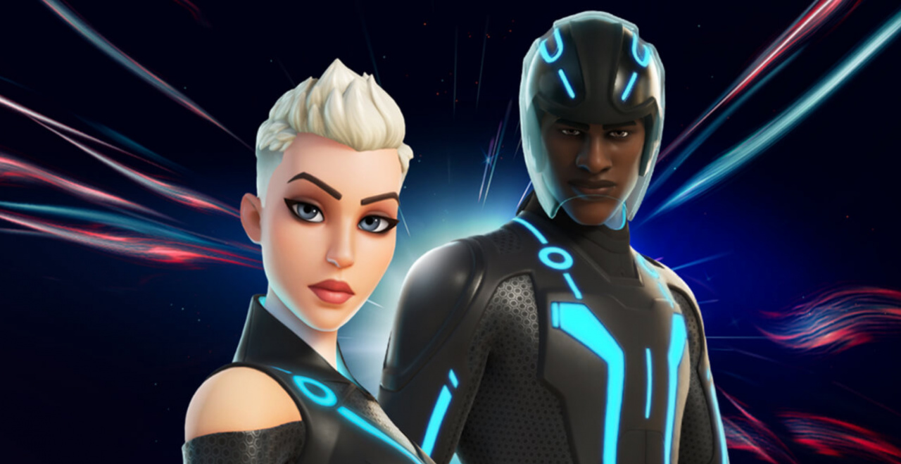 Get Ready To Fight For The Users, It Seems Tron Is Coming To Fortnite