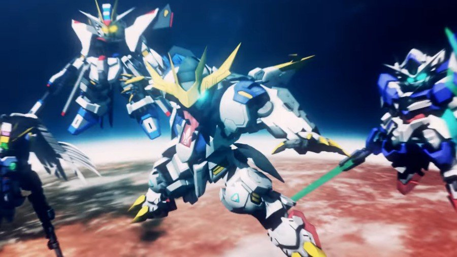 Gundam Switch