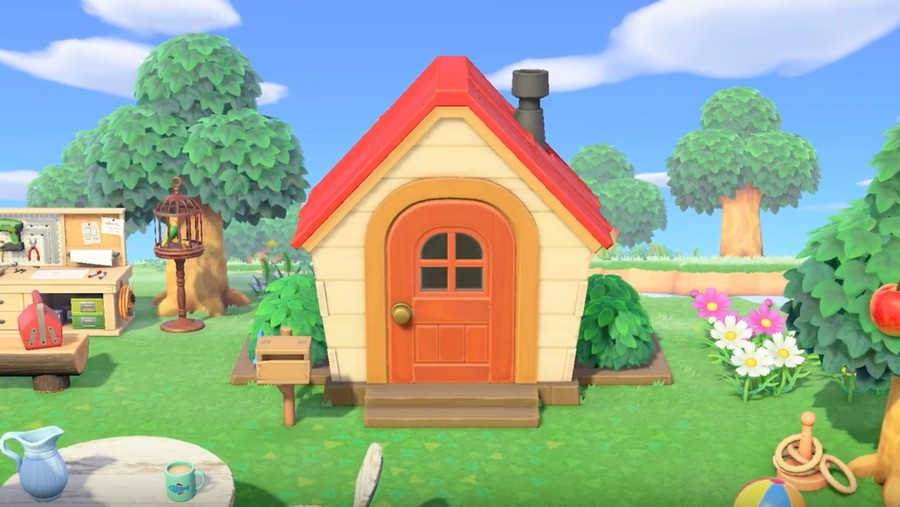 Animal Crossing New Horizons Home