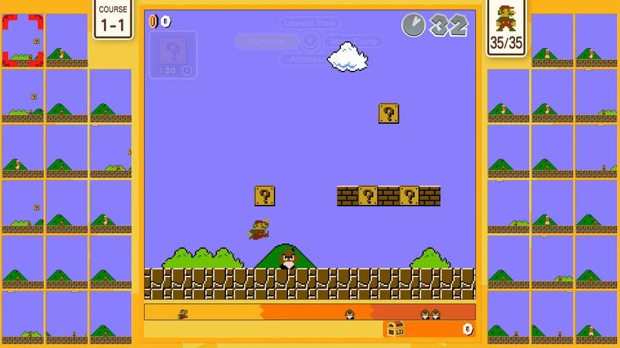 Switch Super Mario Bros 35