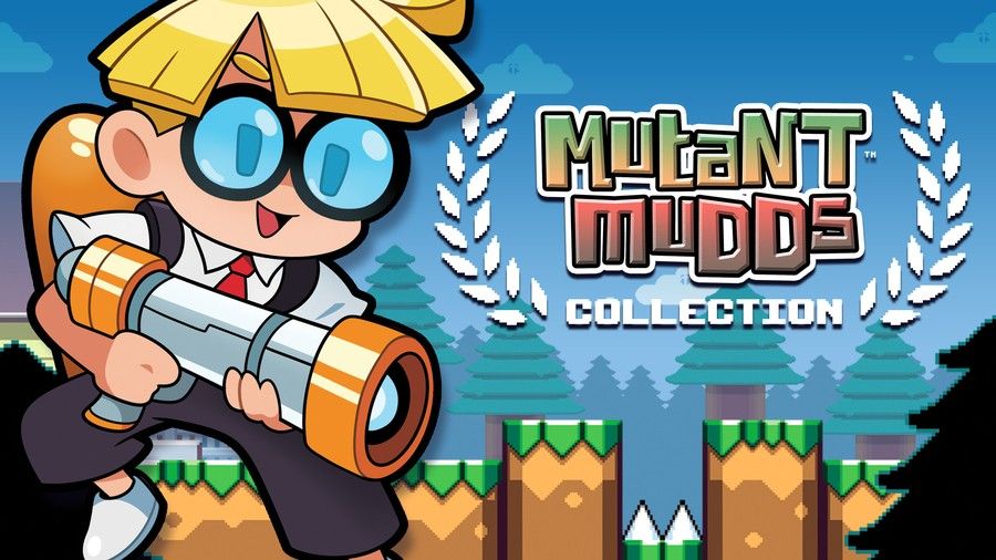 Mutant Mudds Collection Switch