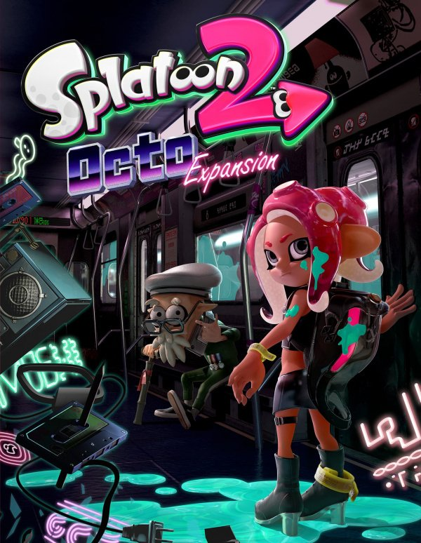 Splatoon 2 Octo Expansion Subway Map.Splatoon 2 Octo Expansion Review Switch Eshop Nintendo Life