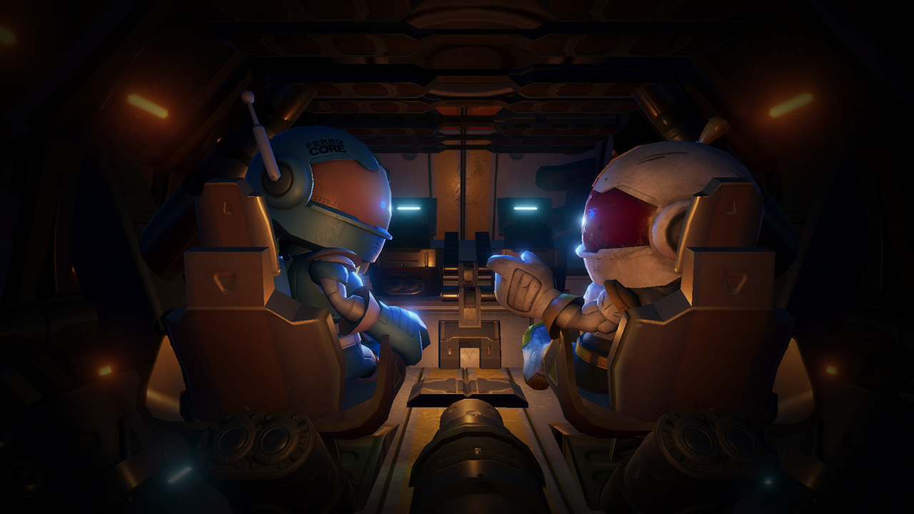 Video: Lost Orbit: Terminal Velocity Gets Shiny New Gameplay