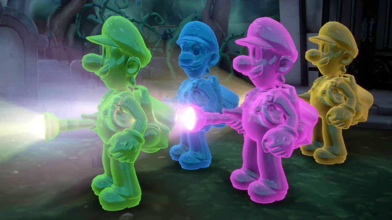 Luigi's Mansion 3 Receiving Paid DLC, Will Add New Content To Multiplayer Modes