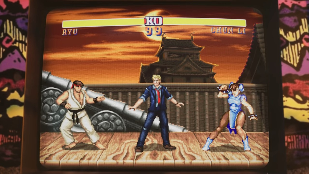 Two Of Capcom's Legendary Street Fighters Drop Into Fortnite - Nintendo Life