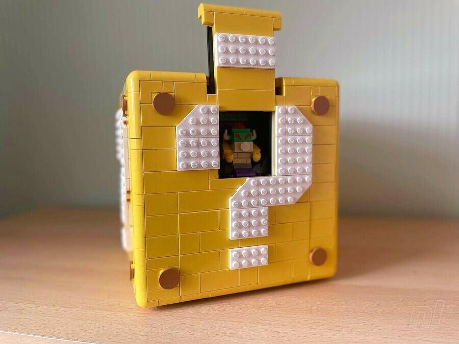 Lego Mario Block Bowser