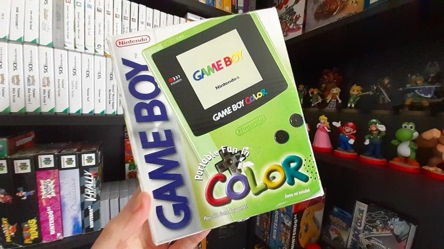 Game Boy Color Kiwi