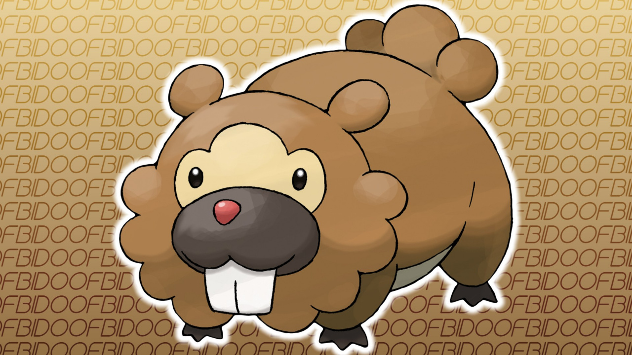 Random: The Pokémon YouTube Channel Just Posted A Bidoof Fancam