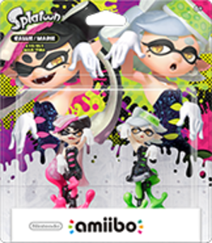 Callie amiibo Pack