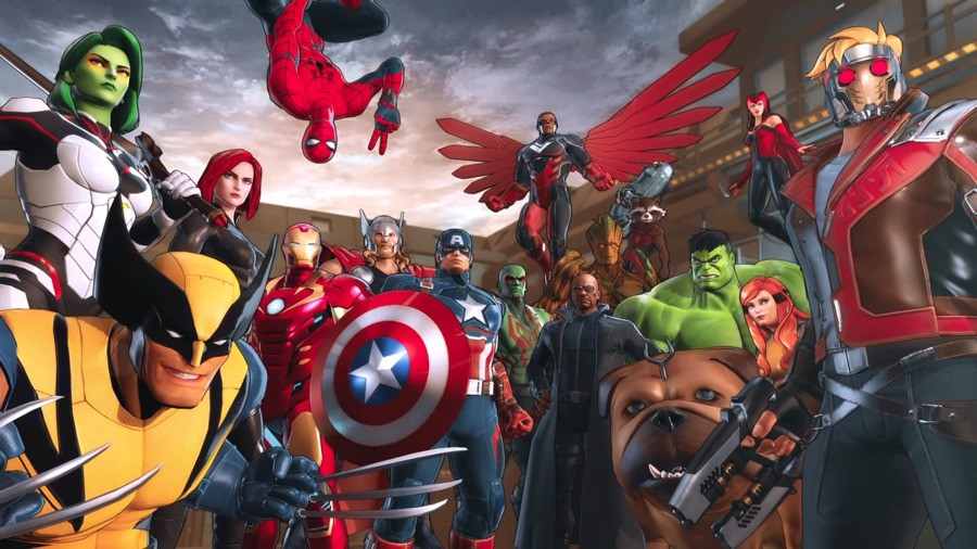 MARVEL ULTIMATE ALLIANCE 3 Black Order Announcement Trailer Nintendo Switch 1 19 Screenshot