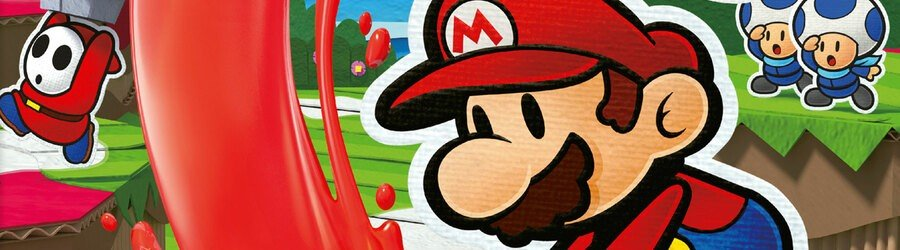Paper Mario: Color Splash (Wii U)