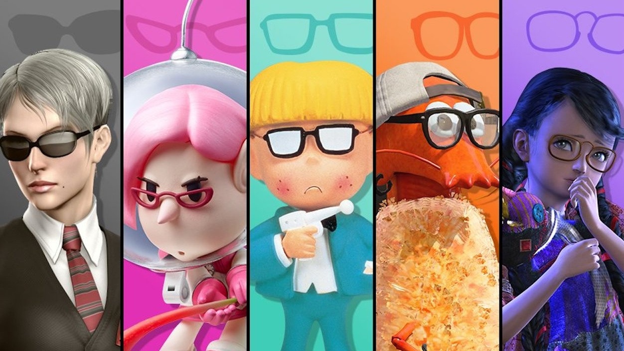 Reggie Reacts to Super Smash Bros. Ultimate - Nintendo Minute