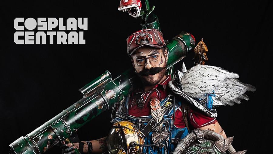 Super Mario Cosplay